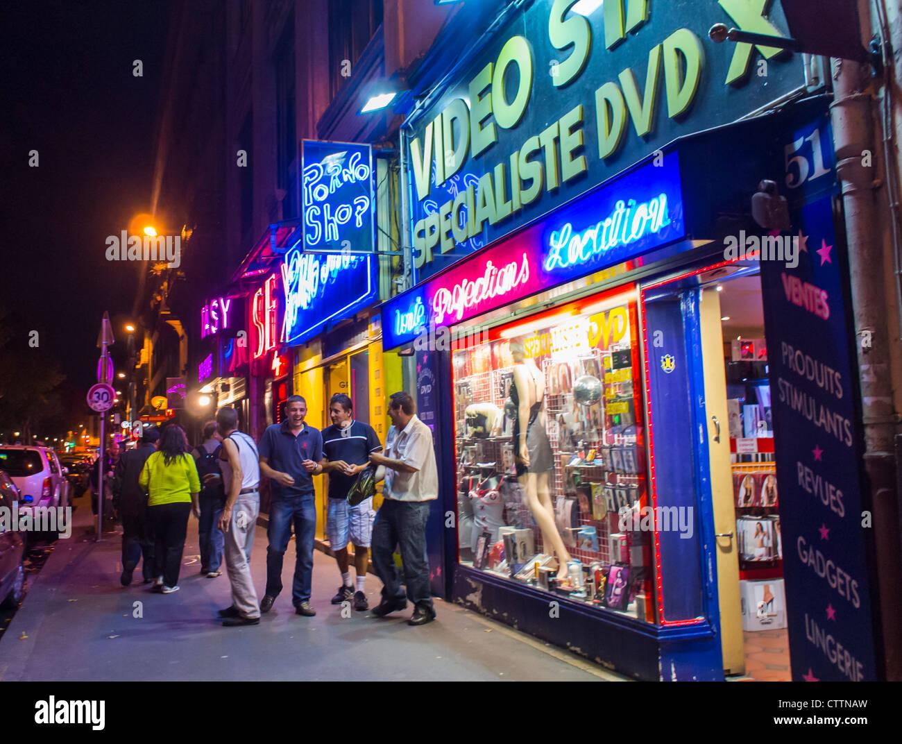 Μια νύχτα στο Παρίσι σεξ βίντεο
