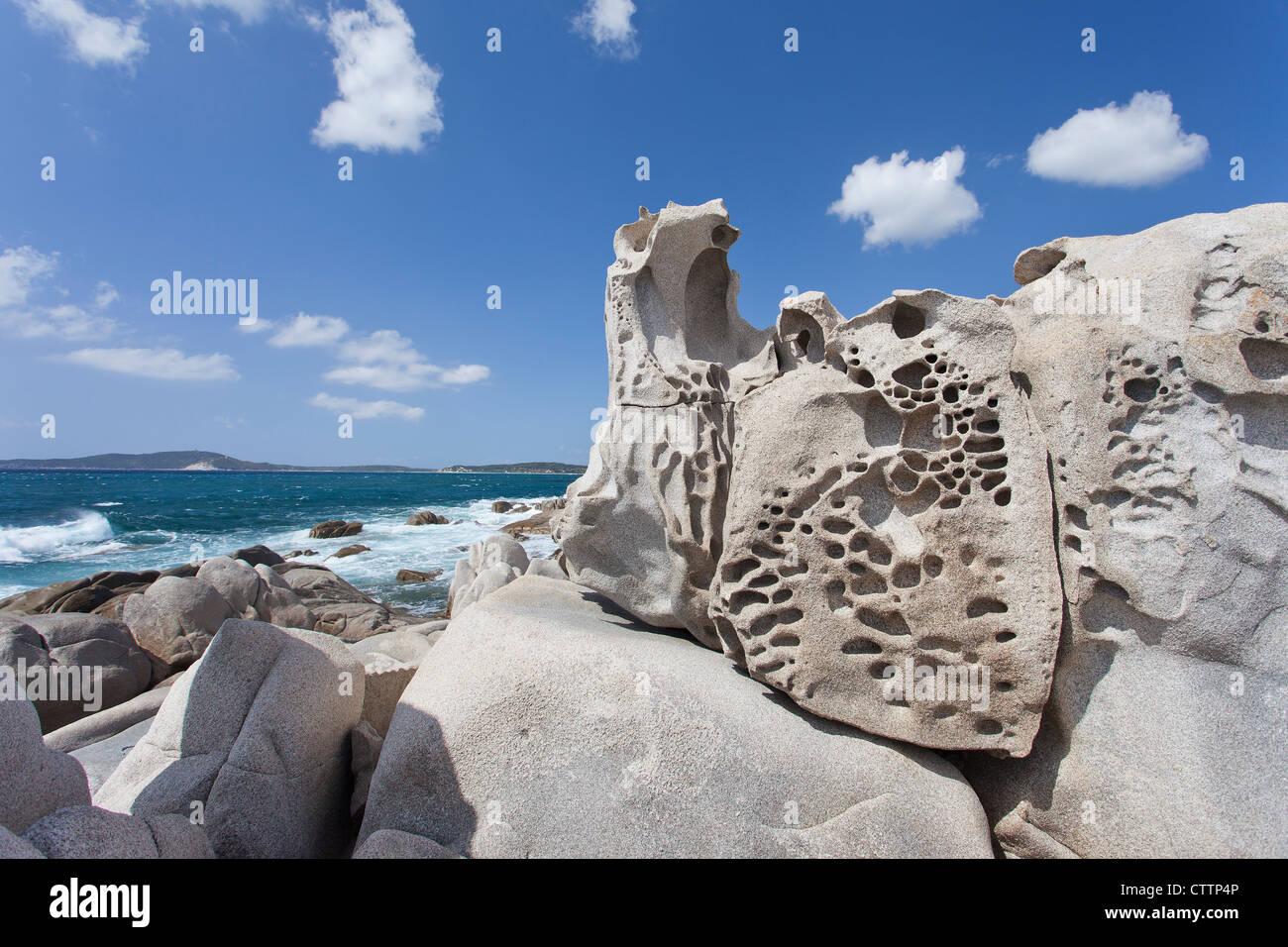 Sea of Sardinia - Stock Image