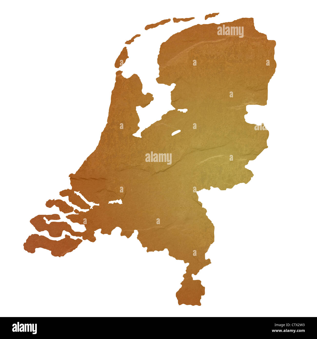 Vector Map Of Netherlands Stock Photos Vector Map Of Netherlands
