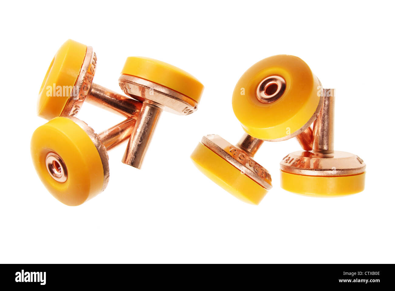Tap Washers - Stock Image