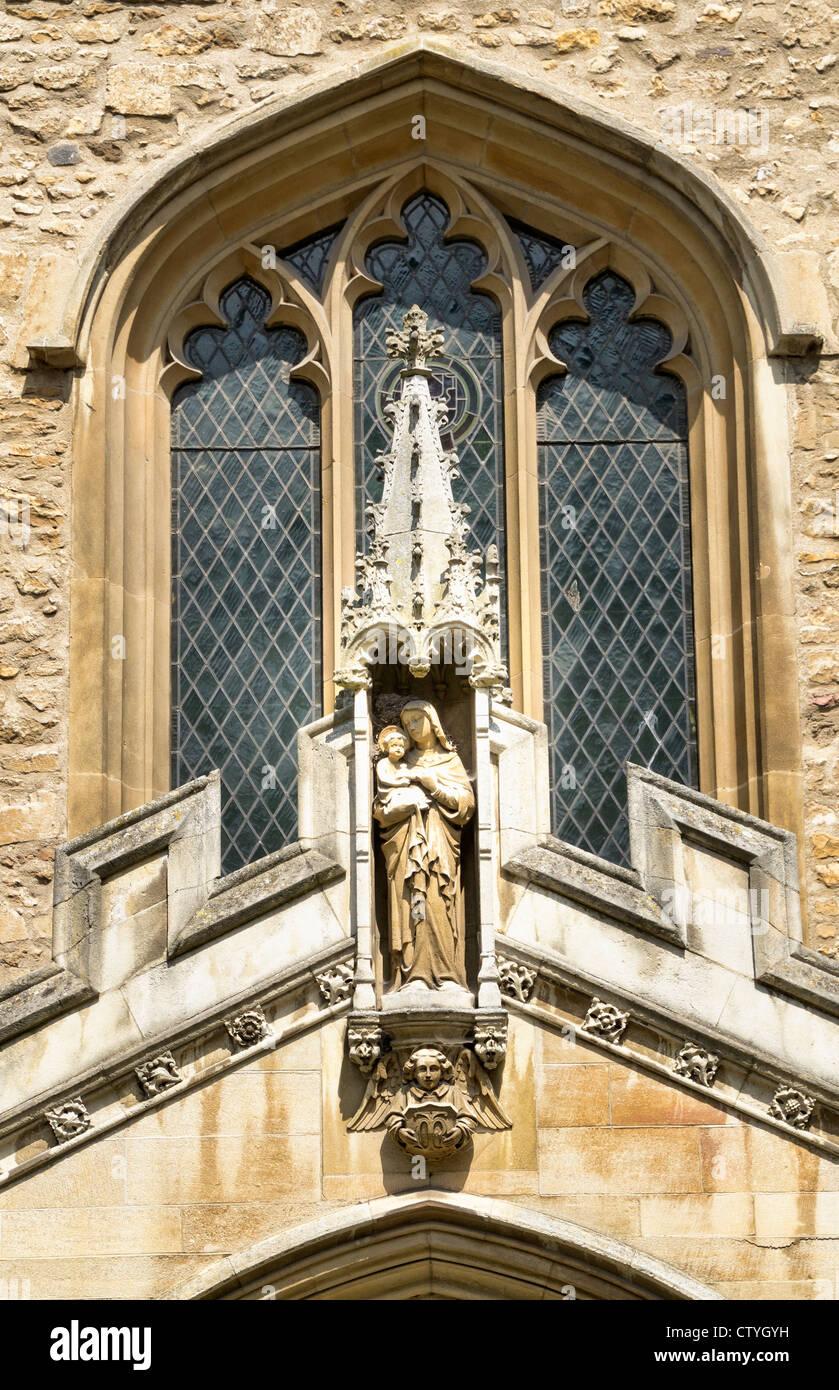 Great St Mary's, The University Church, Cambridge - Stock Image
