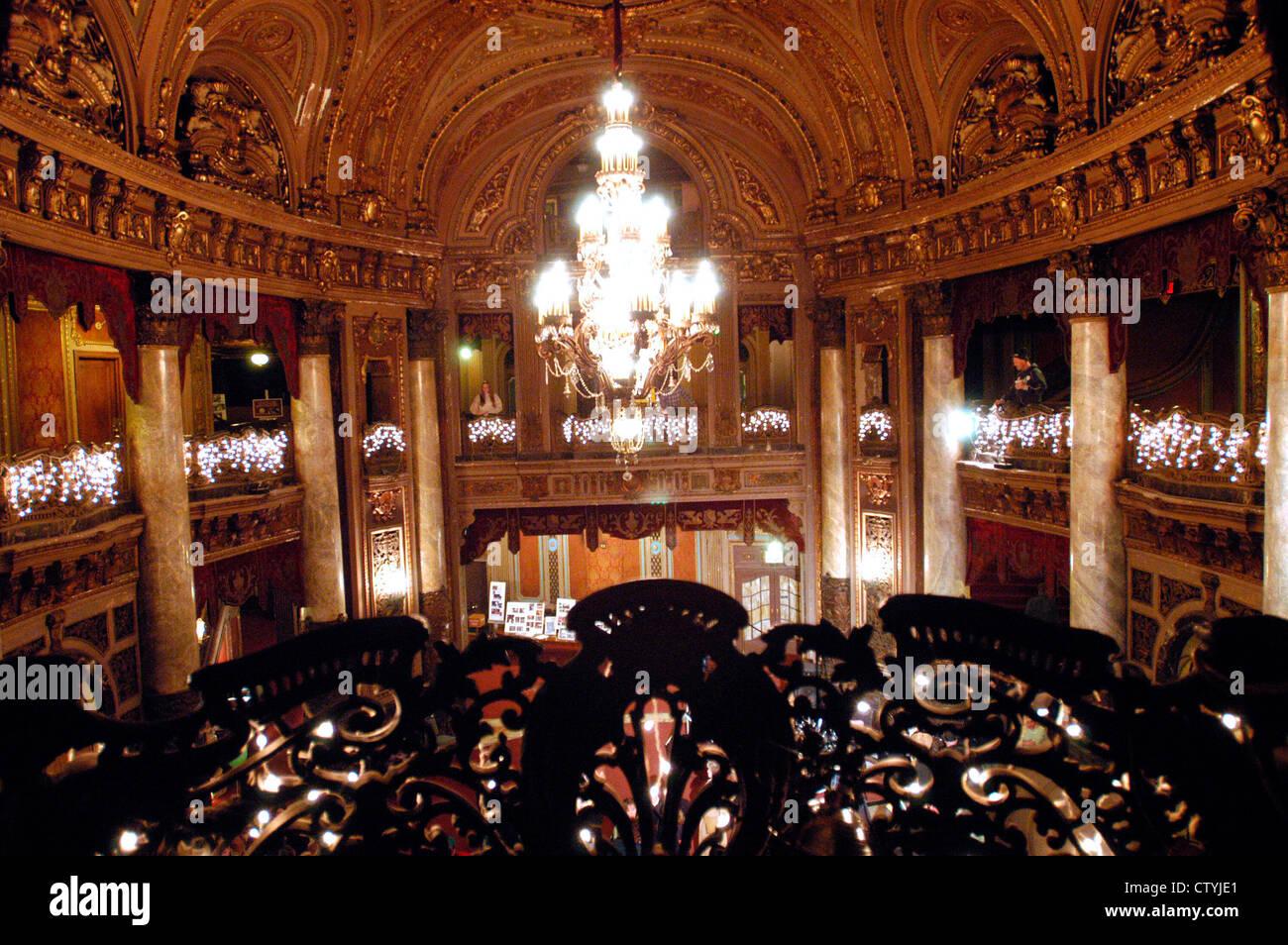 Movie Palace Interior Stock Photos & Movie Palace Interior Stock ...