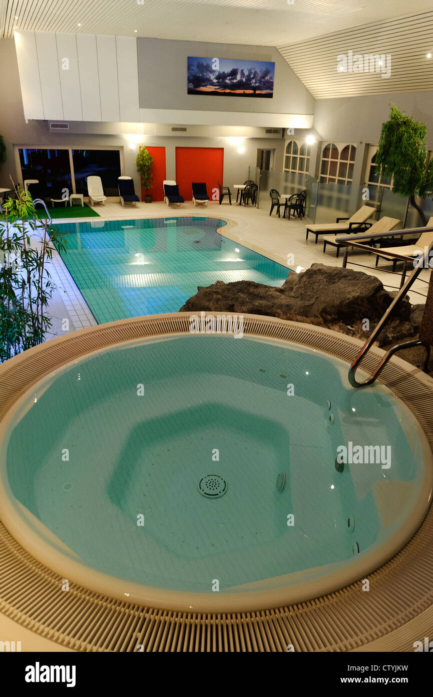 Spa Of Hotel International / Le Clervaux In Clervaux Luxembourg