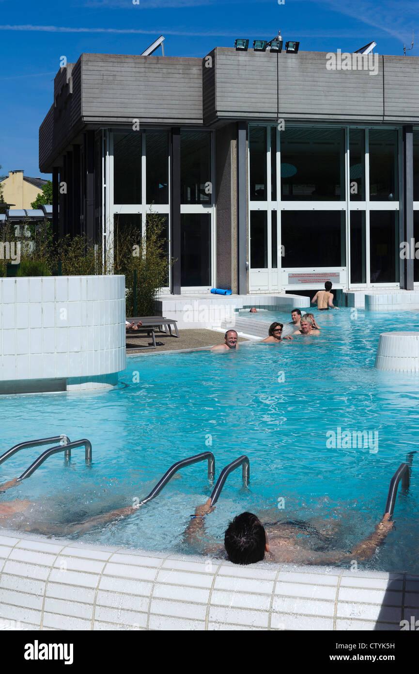 Spa Mondorf Les Bains Luxembourg Stock Photo 49780237 Alamy