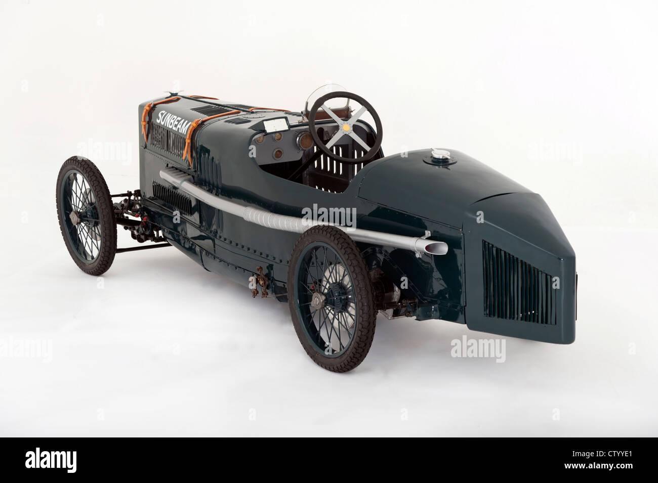 Sunbeam Cub motorised child's pedal car replica - Stock Image