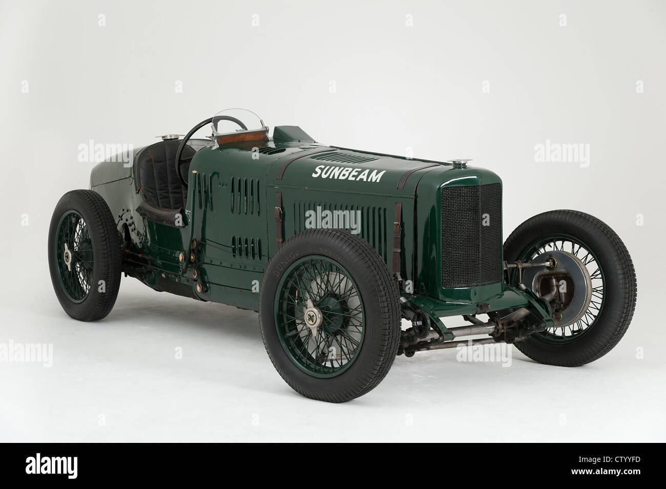 Sunbeam Cub 2 litre 1924 - Stock Image