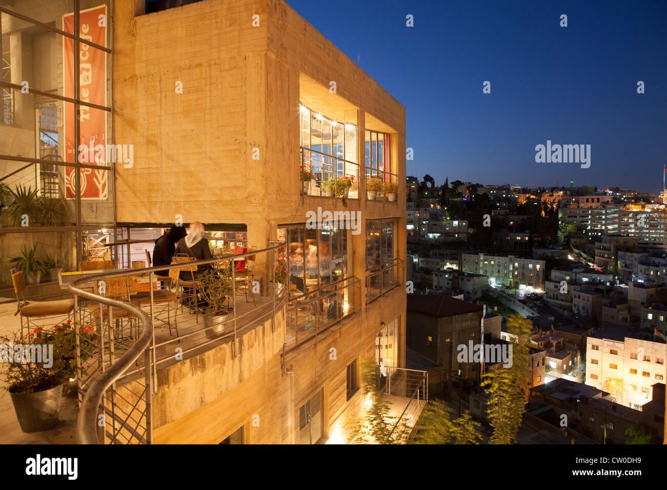 przemyślenia na temat niska cena najlepsza wyprzedaż Wild Jordan Restaurant Amman Middle Stock Photos & Wild ...