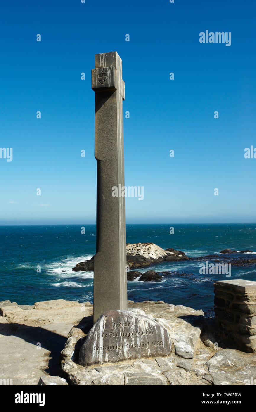 Diaz Point, near Luderitz, Namibia - Stock Image