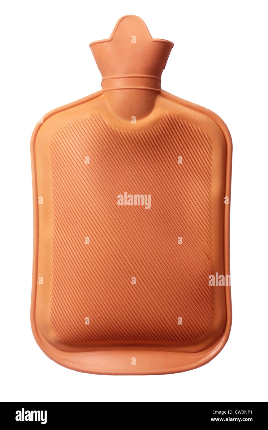 Hot Water Bottle - Stock Image