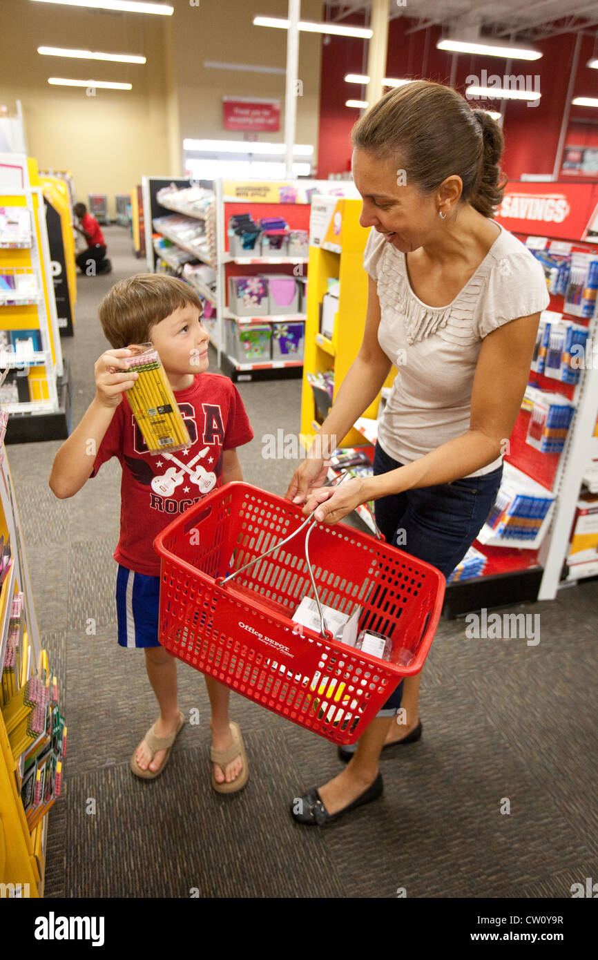 school store supplies for elementary
