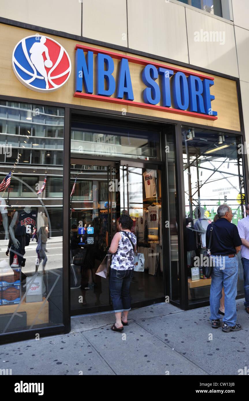 NBA store 38f43b7e6b5e