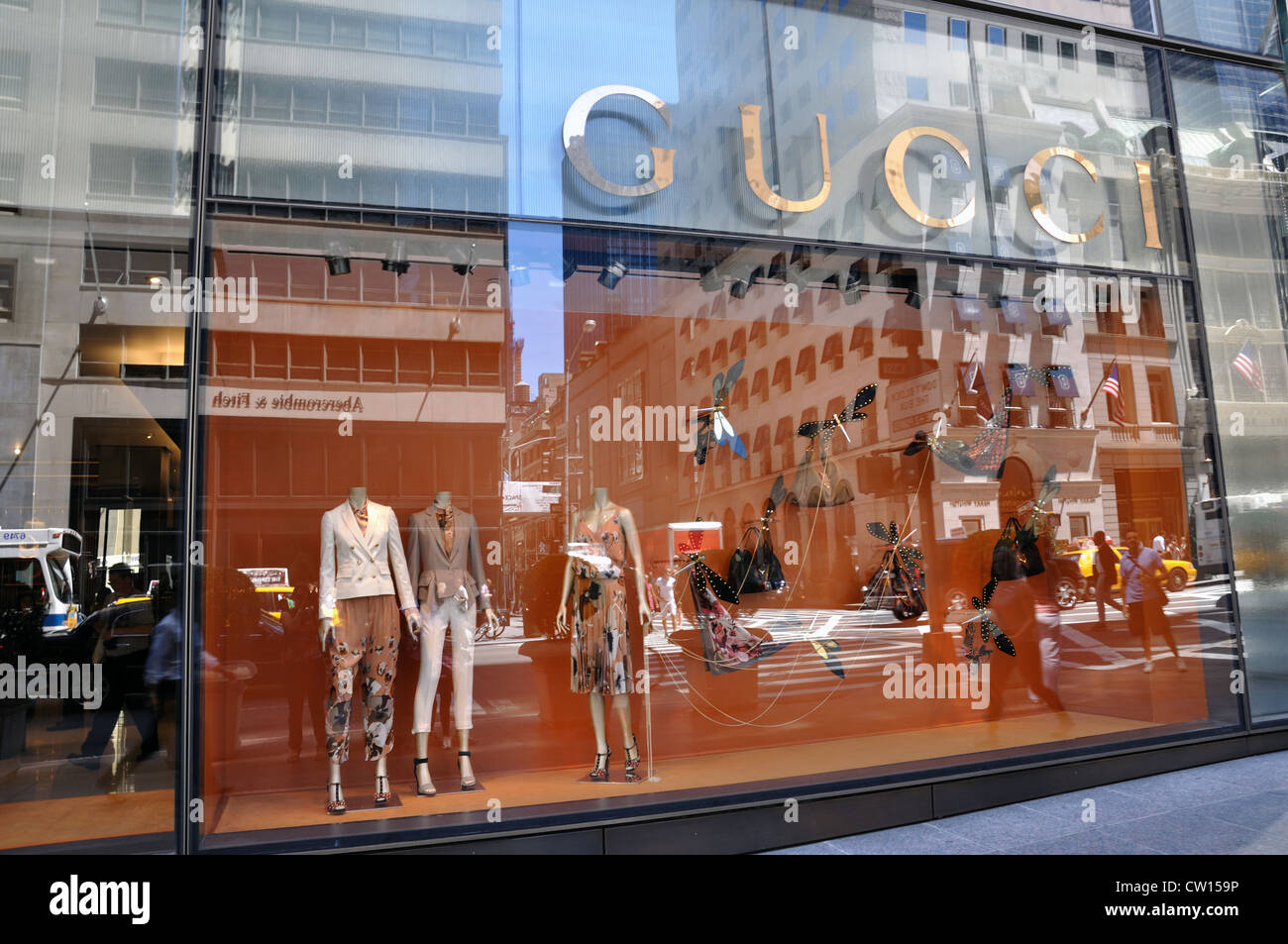 new gucci store stock photos new gucci store stock. Black Bedroom Furniture Sets. Home Design Ideas