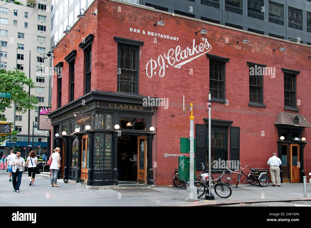 Pj S Restaurant New York