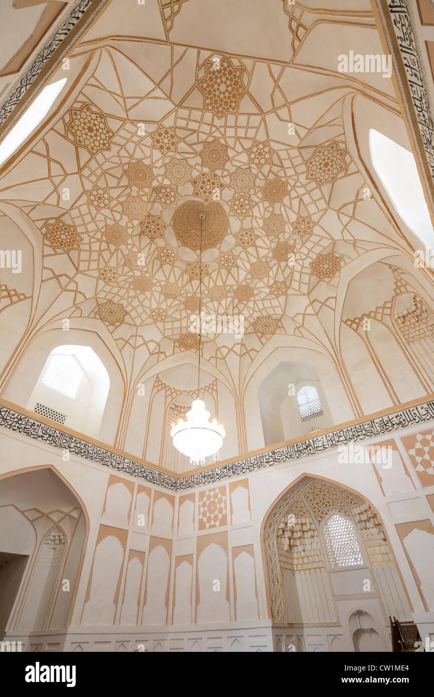 khanqah at Shrine of Baha al-Din Naqshband, Bukhara, Uzbekistan - Stock Image