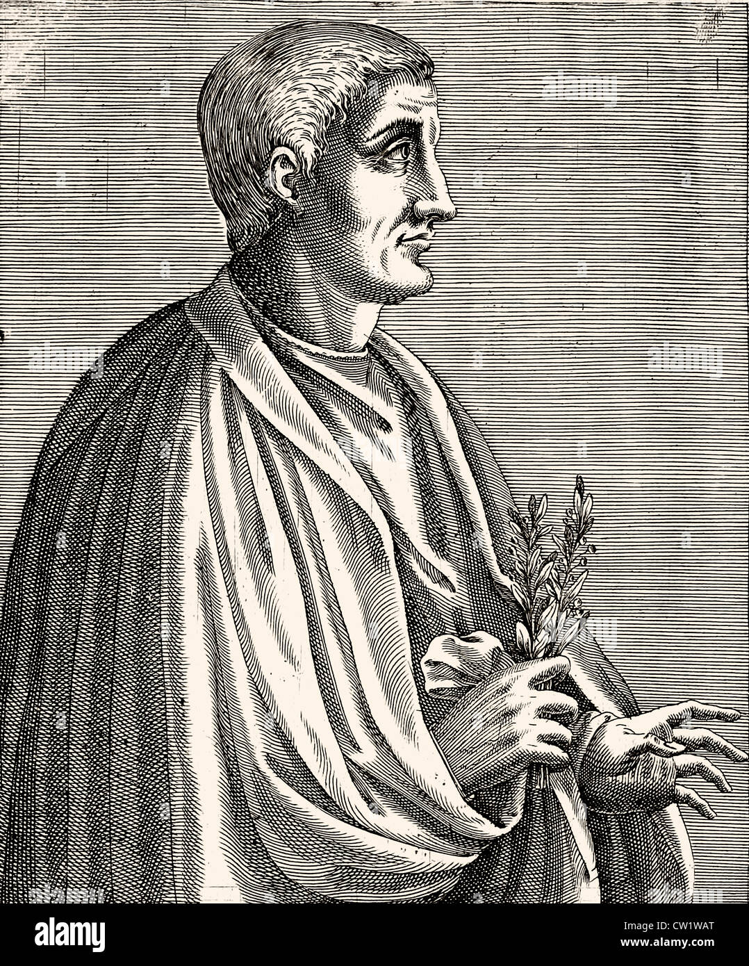 Horace - Stock Image