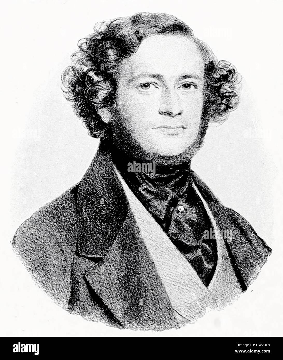 Heinrich Herz - Stock Image