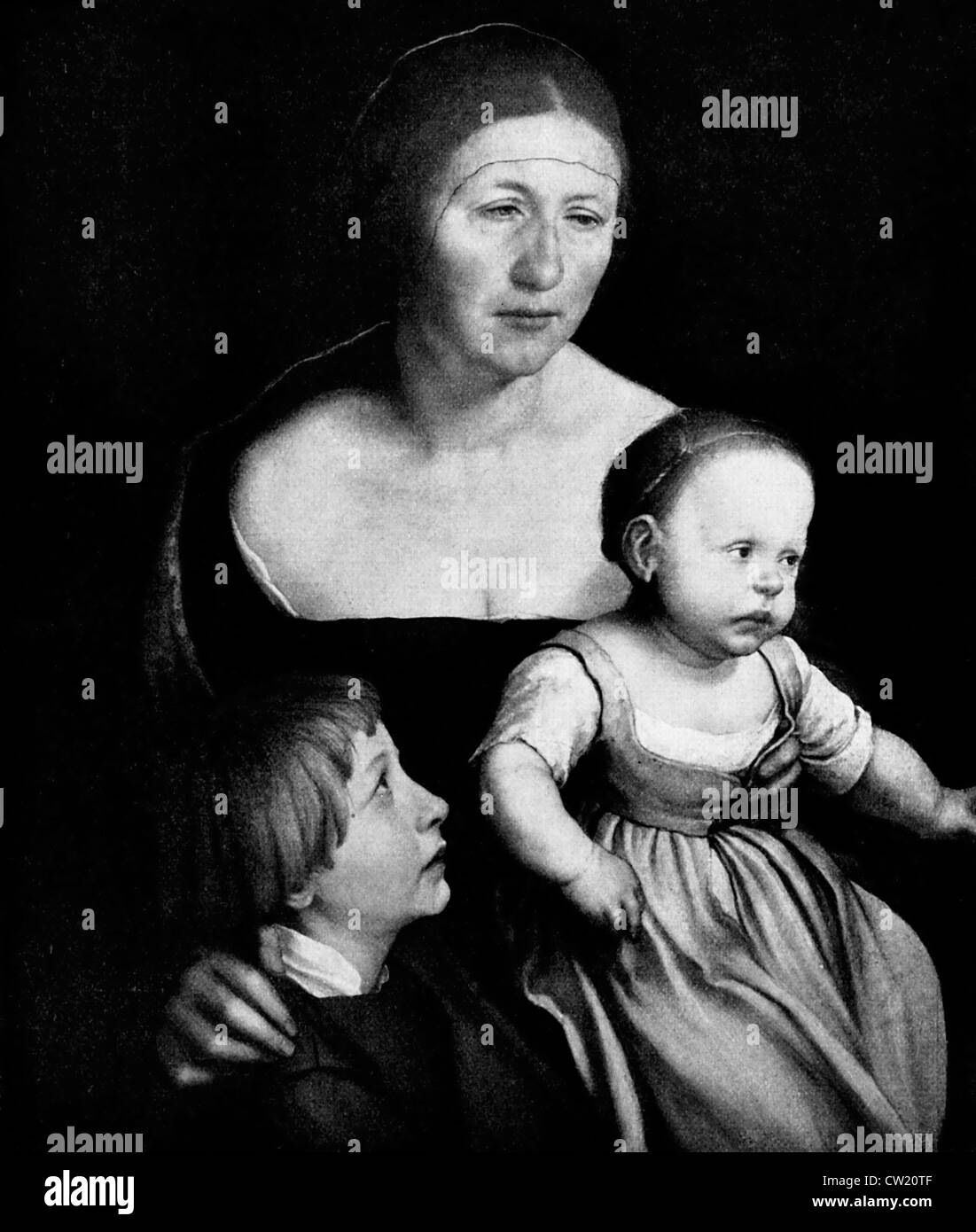 Elsbeth Holbein - Stock Image