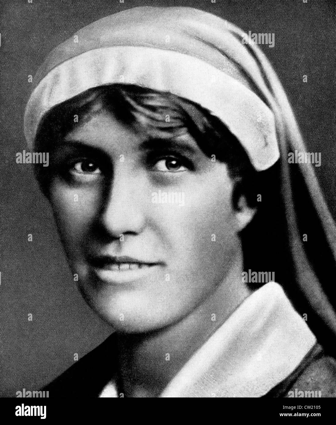 Elsa Brandström - Stock Image