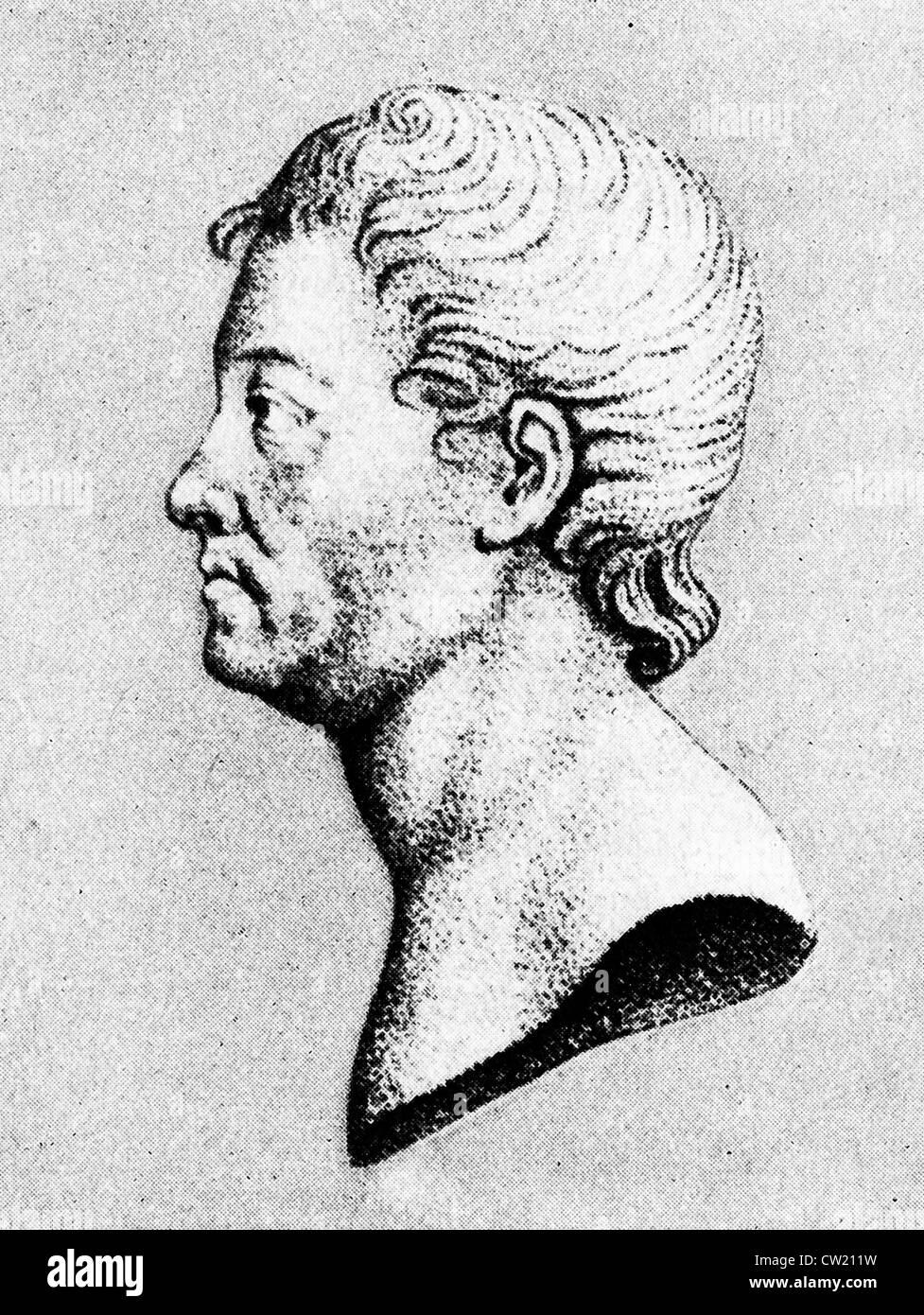 Carl, Karl, Wilhelm Scheele - Stock Image