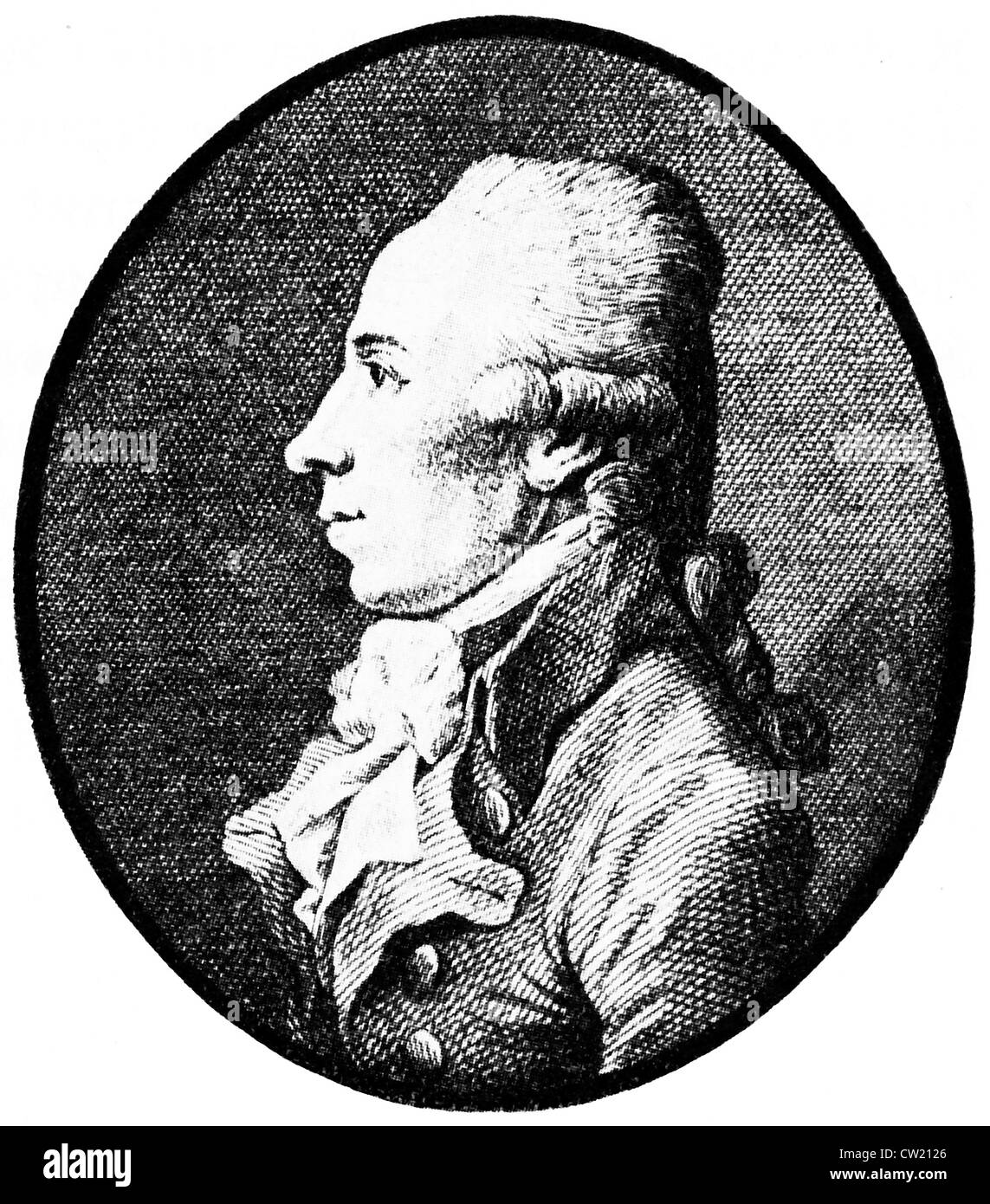 Martin Heinrich Klaproth - Stock Image