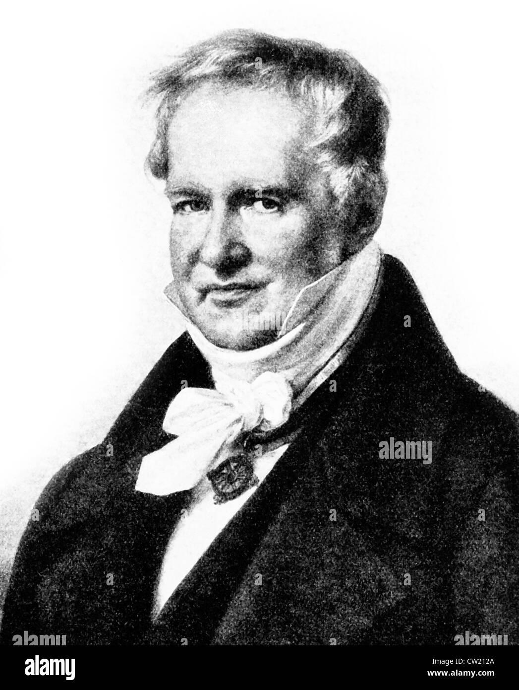 Alexander von humboldt friedrich wilhelm heinrich for Alexander heinrich