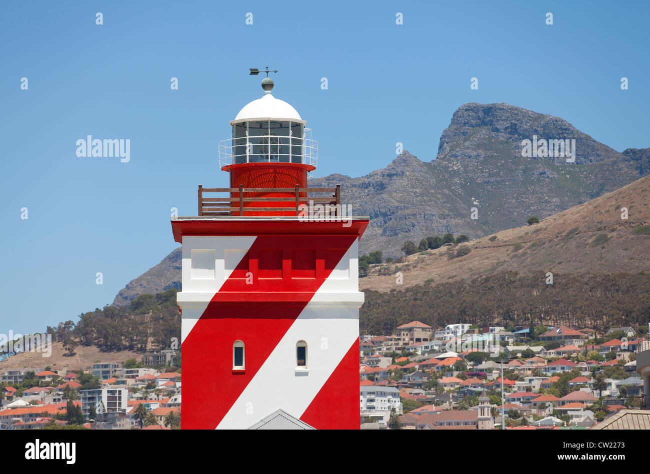 Capetown southafrica Stock Photo