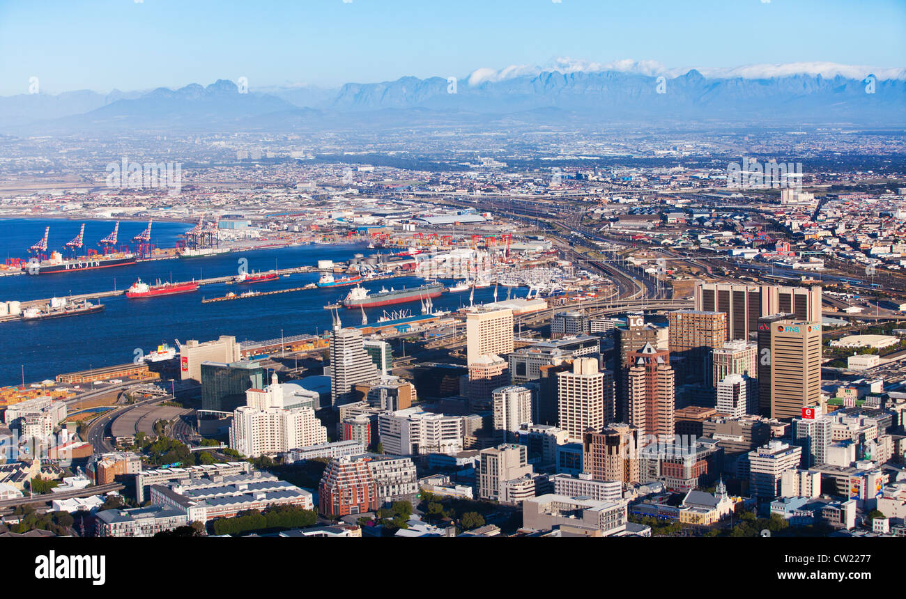 Capetown southafrica - Stock Image