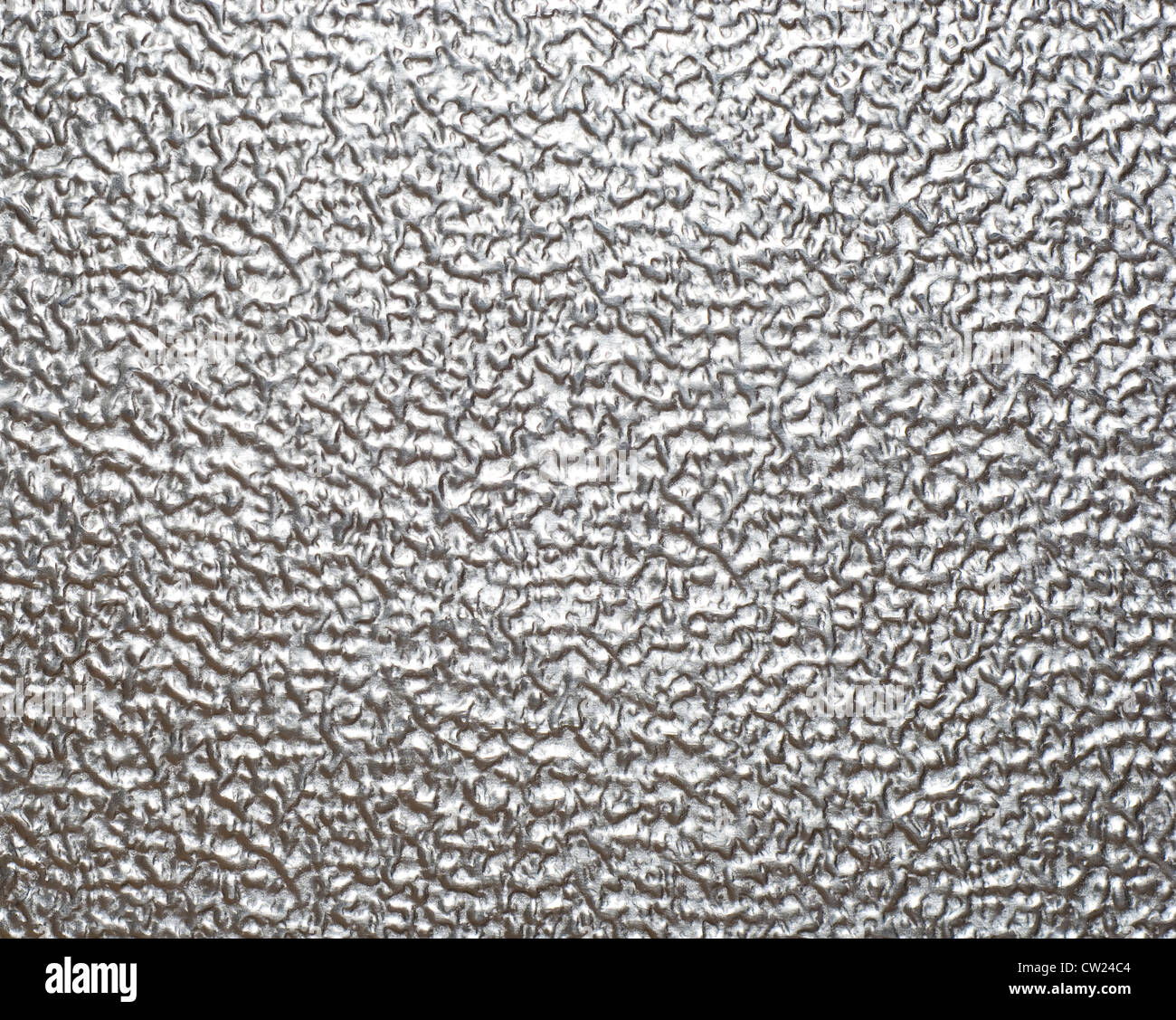 background abstract textured gray platinum metal pattern - Stock Image