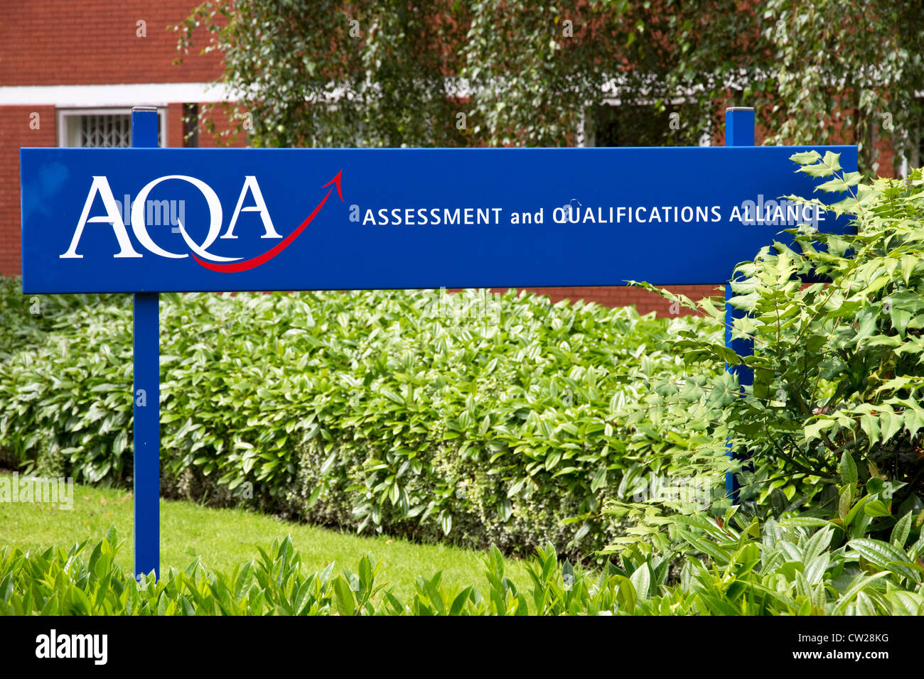 AQA offices, Manchester, England, UK - Stock Image