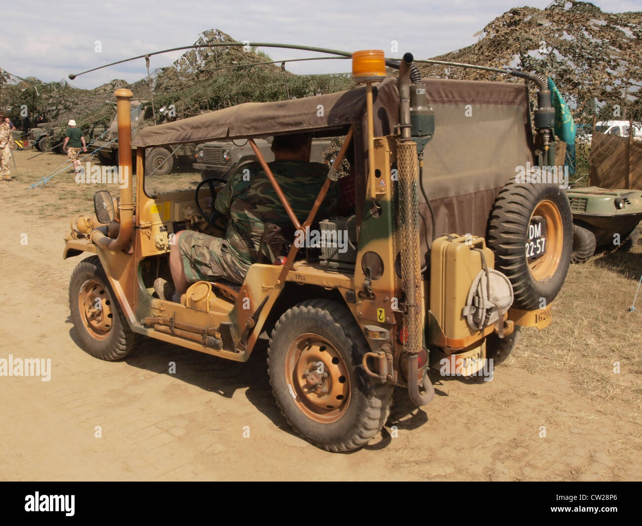 Ford M 151 A2 Stock Photo