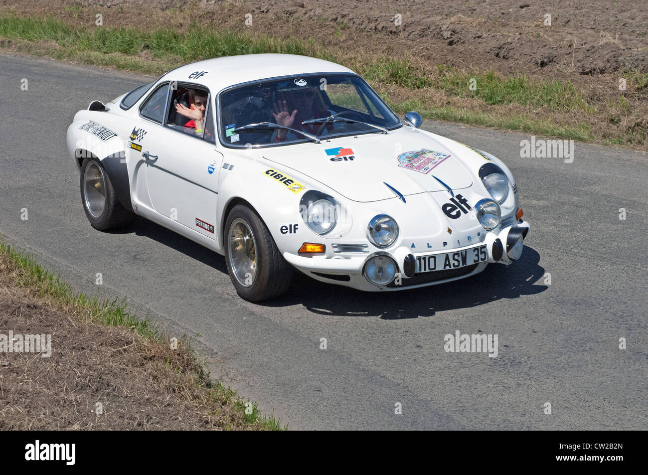 renault alpine a110 stock photos renault alpine a110 stock images alamy. Black Bedroom Furniture Sets. Home Design Ideas