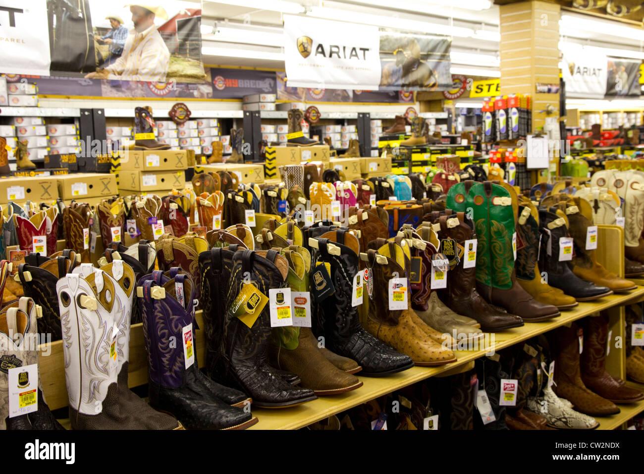 Cowboy Boots Langston S Western Wear In Stockyard City