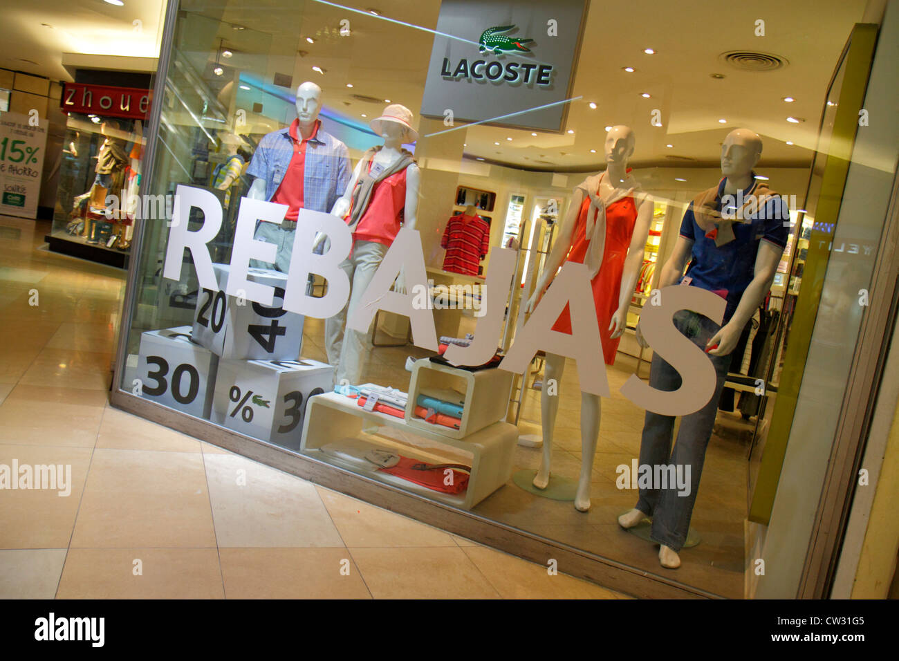 8bc4c3cca Mendoza Argentina Villa Nueva Mendoza Plaza Shopping mall store business shopping  center centre boutique Lacoste high-end clothi