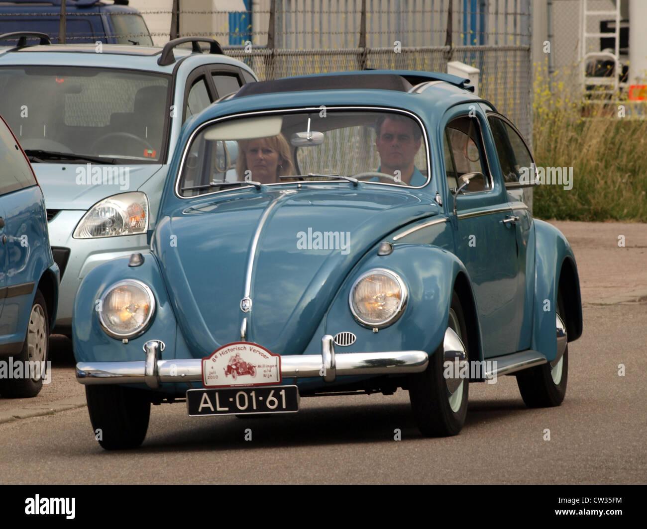 1960 Volkswagen Beetle Stock Photo 49857352 Alamy