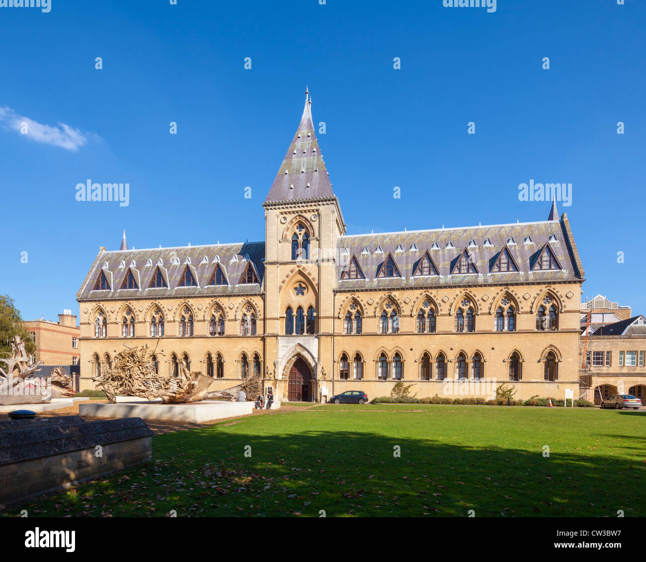 Oxford University Museum of Natural History - Stock Image