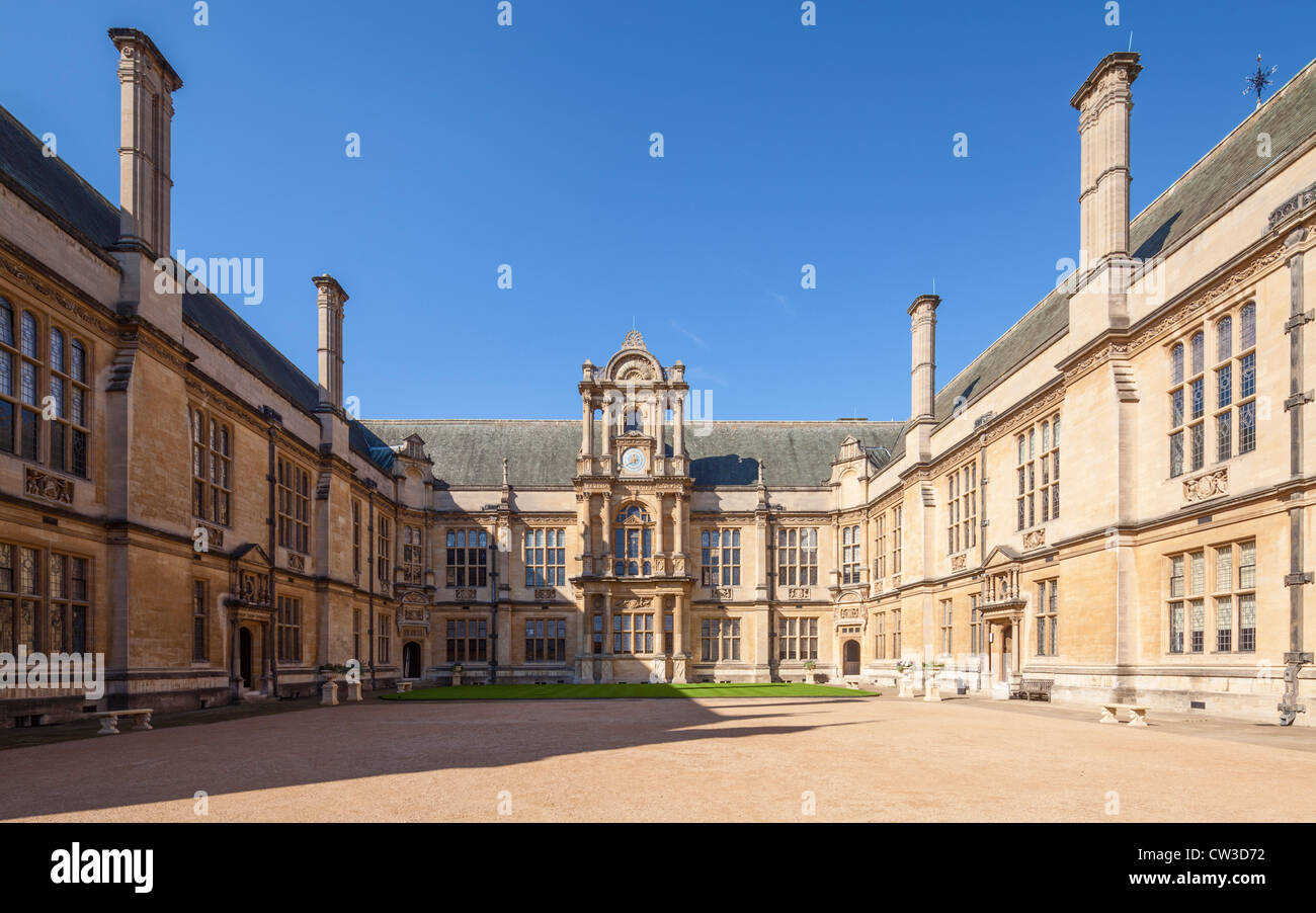 Examination Schools, Oxford University - Stock Image