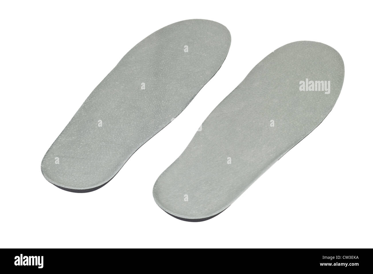 Magnetic shoe insoles - Stock Image