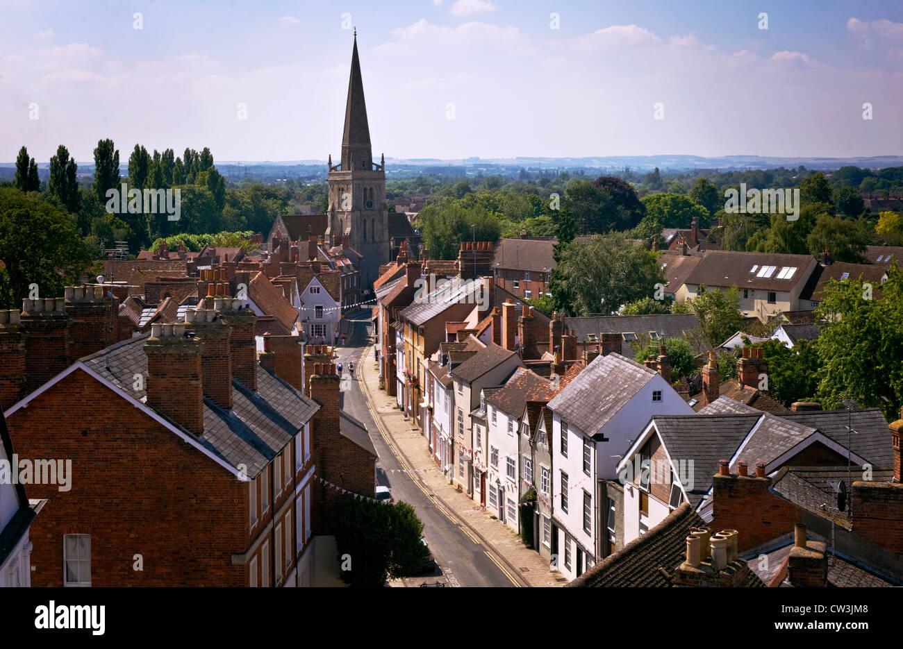 Oxfordshire Street Town Stock Photos Amp Oxfordshire Street