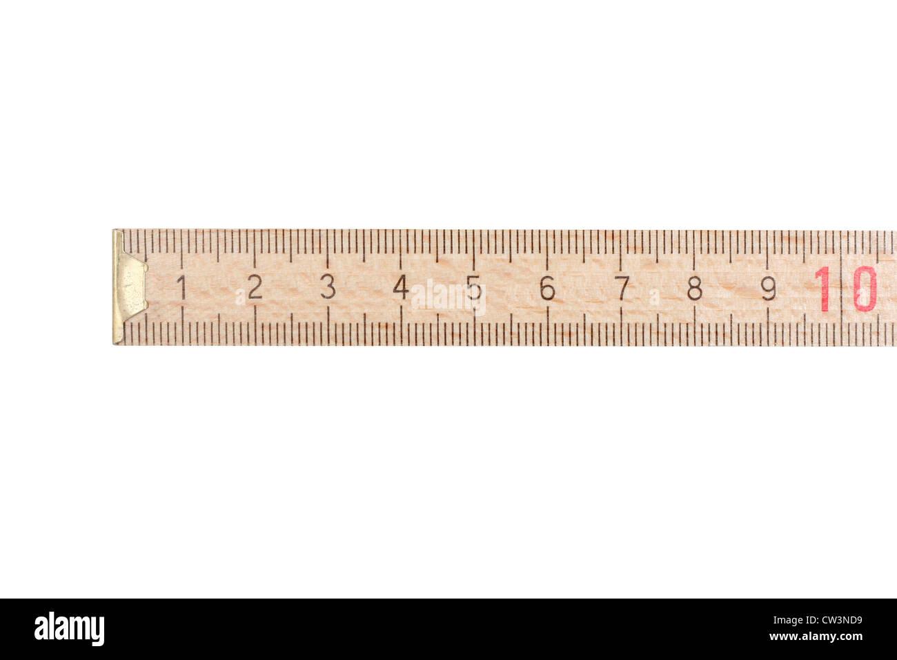 metric ruler stock photos & metric ruler stock images - alamy