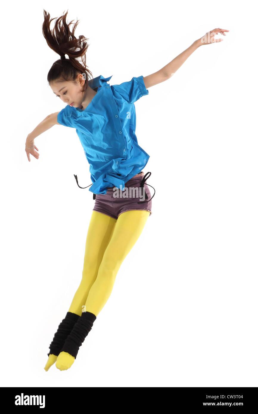 dancer - Stock Image