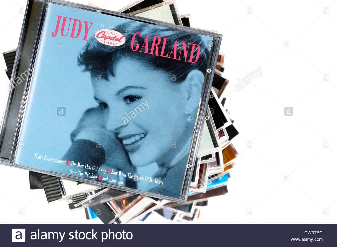 American Actress Singer Judy Garland Stock Photos & American Actress ...