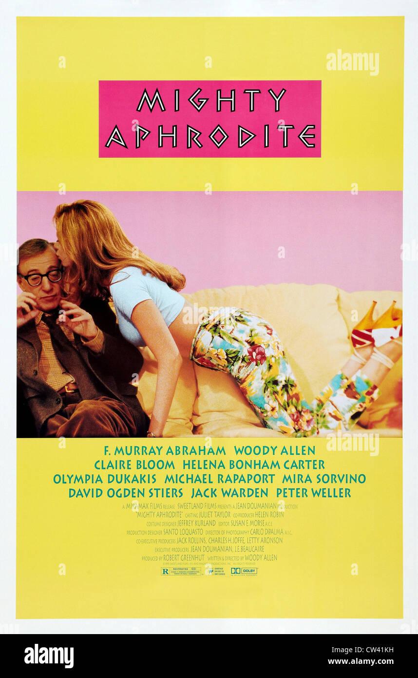 Mighty Aphrodite - Stock Image