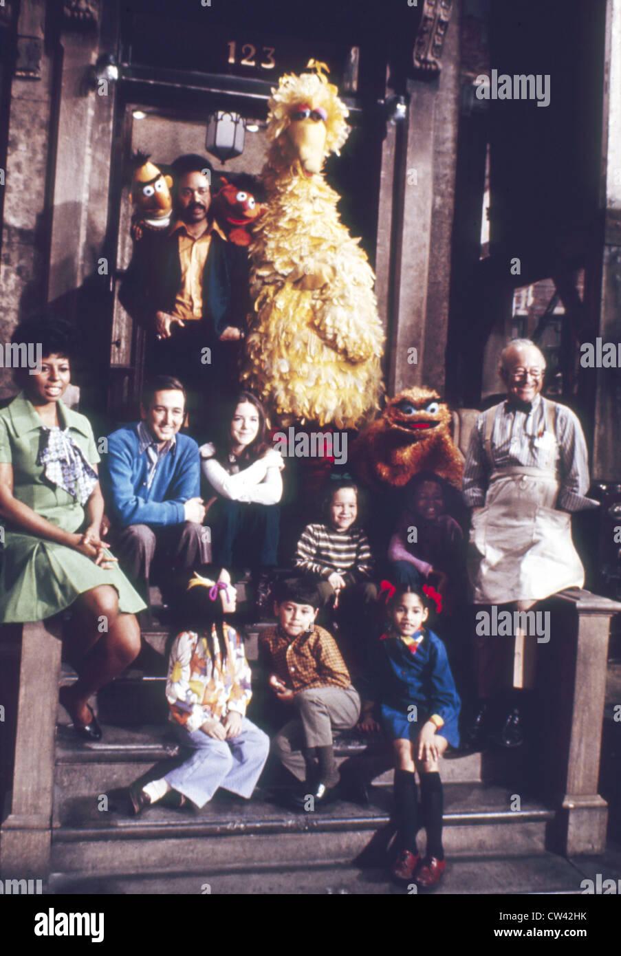 Sesame Street (TV Series) - Stock Image
