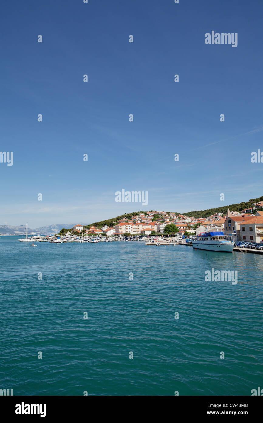 Trogir, Dalmatia, Croatia - Stock Image