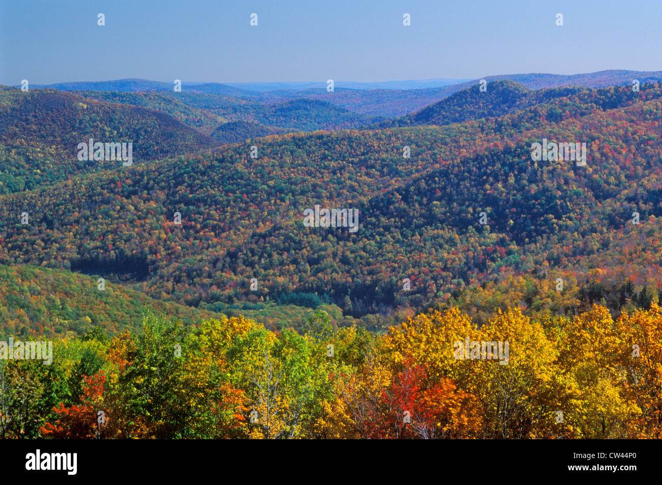 Berkshire mountains usa stock photos berkshire mountains for The berkshire