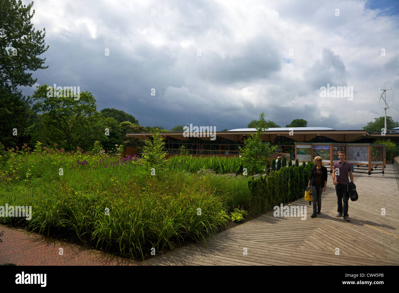 Royal Botanic Garden, Edinburgh, Scotland, UK, GB, British Isles, Europe - Stock Image