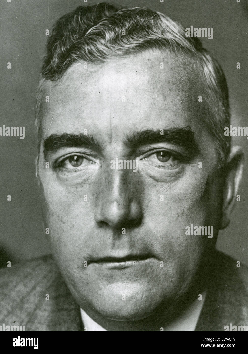 ROBERT  MENZIES (1894-1978) Australian politician and 12th PM of Australia about 1940 - Stock Image