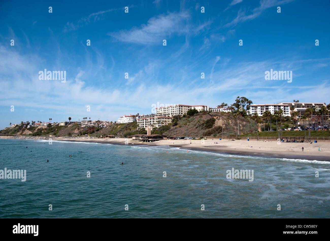 San Clemente, Southern California, USA (March 2012) Stock Photo