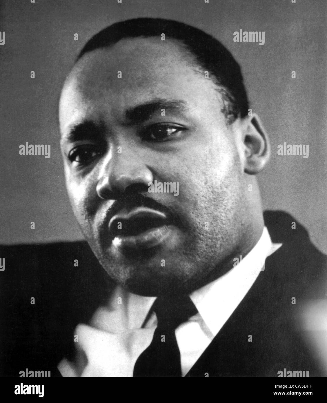 Martin Luther KING (1929-1968) - Stock Image