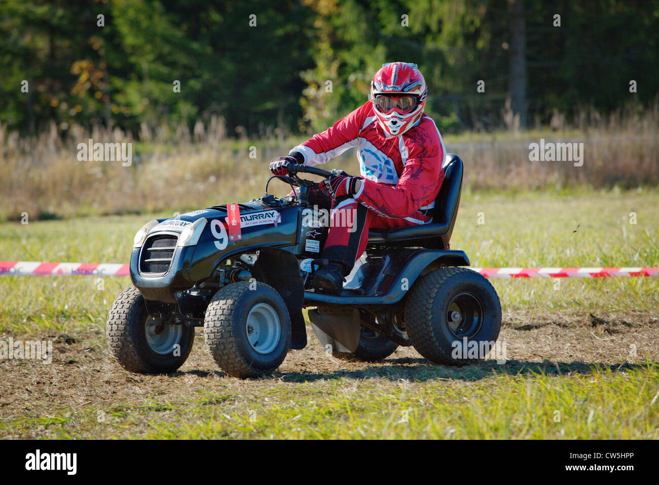 Lawn Mower Racing >> Lawn Mower Race Stock Photos Lawn Mower Race Stock Images
